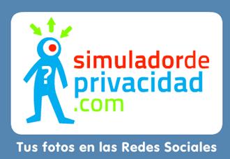 Simulador de privacidad